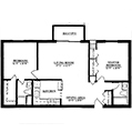 Picture of Summit Park Apartment's Sandia floor plan