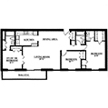Picture of Summit Park Apartment's Vail floor plan
